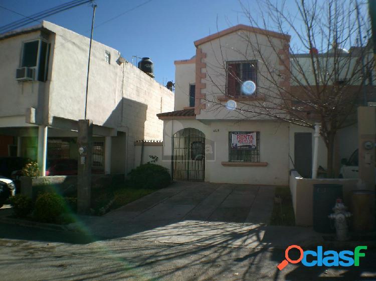 Casa en renta en chihuahua fraccionamiento country álamos