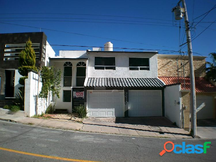 Casa en venta en Chihuahua Fraccionamiento Bahías