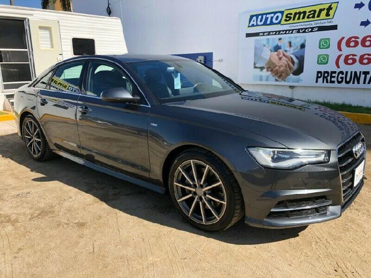 Audi a6 sline turbo 2017