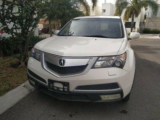 Acura MDX,2012 5p V6/3.7 Aut AWD