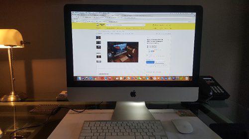 Apple imac (21.5 - inch mid 2011) 2.5ghz intel core i5 12gb