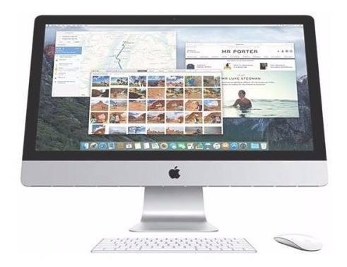 Apple imac 21.5 intel ci5 1.6ghz/8gb/1tb/21.5 /mac os x10.11