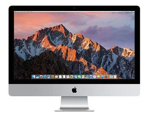 Apple iMac 27 5k Retina (late 2017) 8 Gb Radeon Pro 580