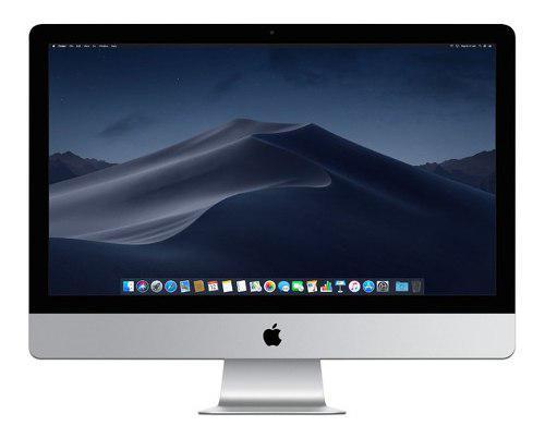 Apple imac 27:procesador intel core i5 3.1 ghz (hasta 4.3