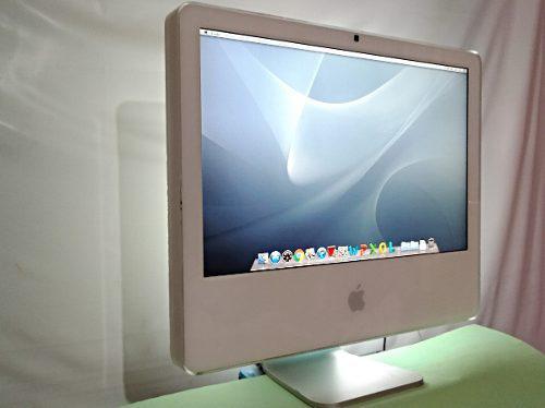 Apple imac a1207 perfecto funcionamiento