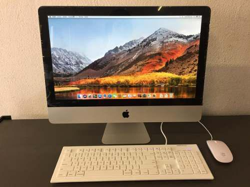 Apple imac intel core i7 con 16 gb ram y 1t 21.5 pulg