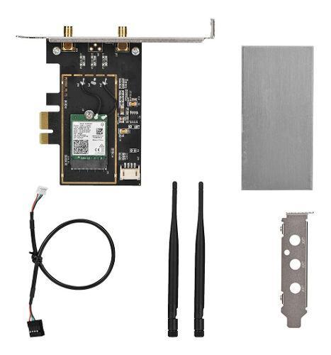 Bluetooth 5.0 Desktop Pc Tarjeta De Red Con Ic Para Windwos