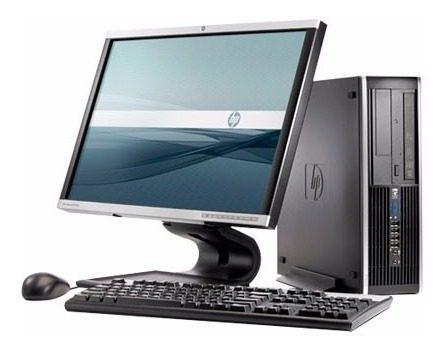 Computadora barata core2duo 4gb/500gb lcd 19' ciber wifi