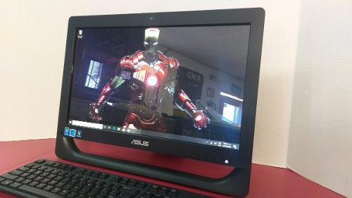 Computadora touch todo en uno asus intel 20