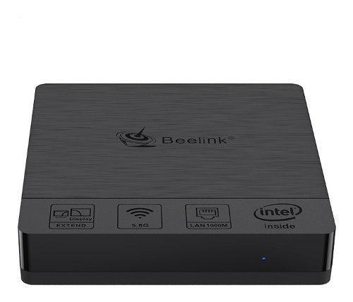 Mini pc beelink bt3 pro 2.4/5.8ghz con wifi y bluetooth 4.0