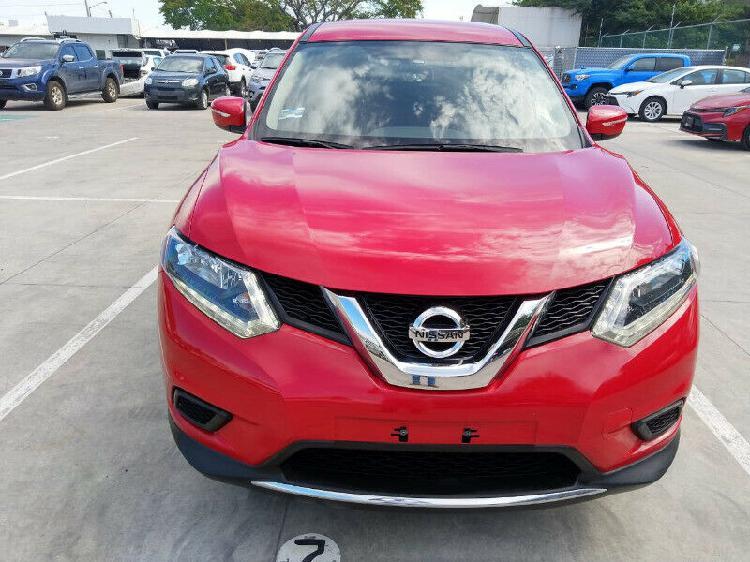 Nissan xtrail sense 2017