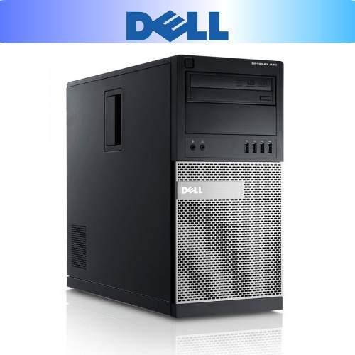 Oferta cpu dell core i5- 4gb 320 gb hdd * micro torre