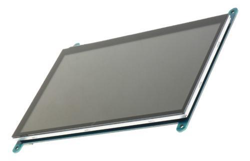 Pantalla táctil capacitiva lcd hd accesorios fácil de