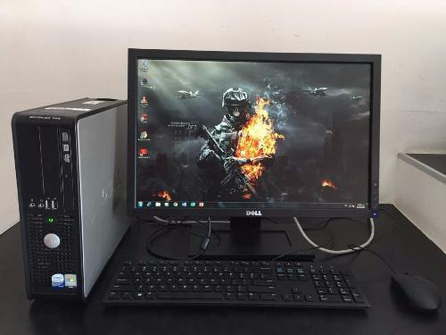 Paquete cafe internet 5 computadoras completas core 2 duo