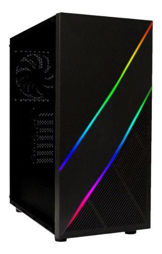 Pc gamer xtreme intel i7 8700 8gb 2tb led 24 kit gamer delux