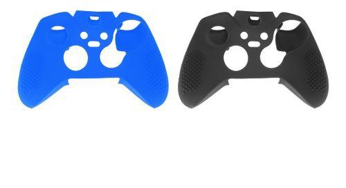 2piezas videojuego gamepad joypad funda protectora de
