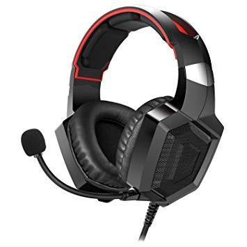 Amerzam - Auriculares Para Videojuegos Con Sonido Envolvente