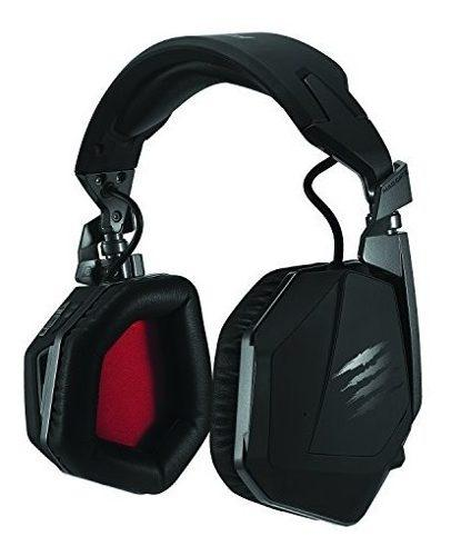 Audifonos videojuegos mad catz f.r.e.q.9 wireless surround h