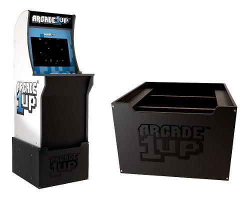 Base arcade riser, aumenta altura