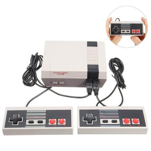 Consola de videojuego mini retro, cable a v, 620 juegos