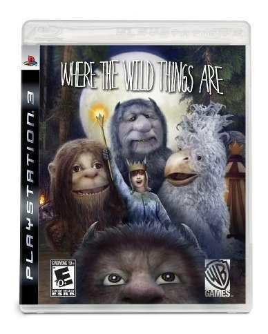 Donde las cosas salvajes son el videojuego playstation 3