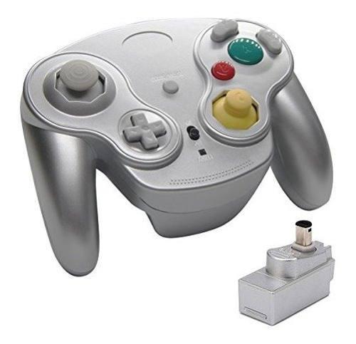 Joystick veanic inalámbrico para videojuegos con receptor