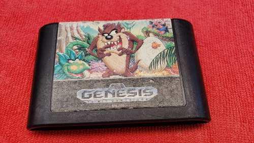 Juego Sega Genesis Tazmania
