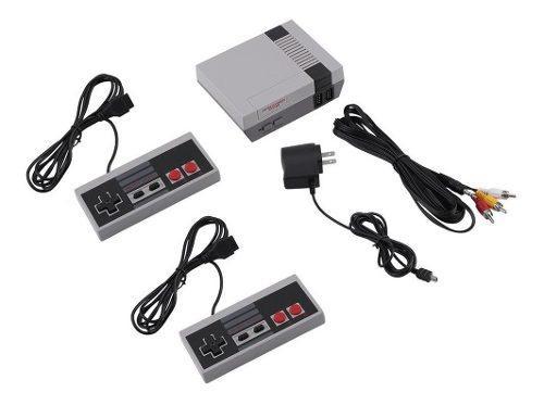 Mini consola de videojuego portátil de doble control tv