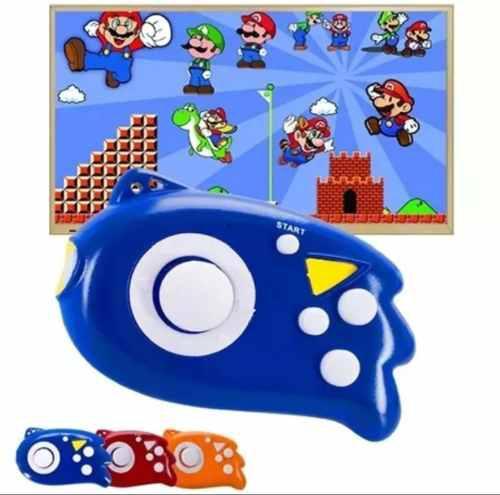 Mini consola de videojuegos con 89 juegos incluidos