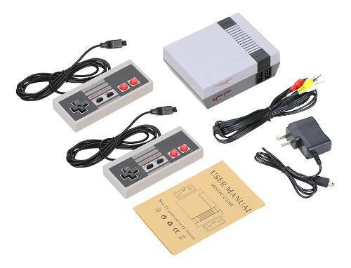 Mini tv retro consola de videojuegos de recreación familiar