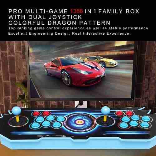 Nuevo de alta definición clásico videojuegos consolas para