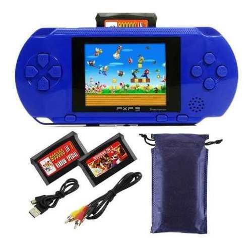 Pxp3 portable handheld built-in videojuegos consola player r