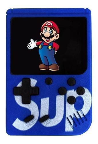 Sup game box consola de videojuegos retro portátil 400 jueg
