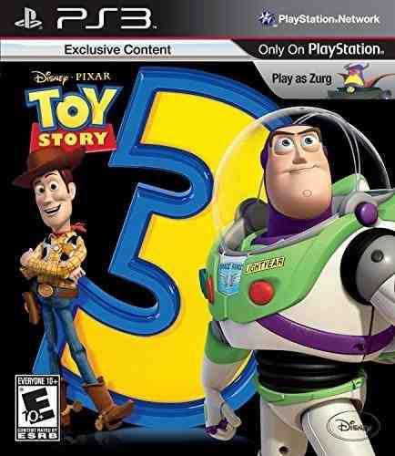 Toy story 3 el videojuego playstation 3