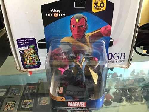 Vision disney infinity nuevo...venta de videoclub de juegos
