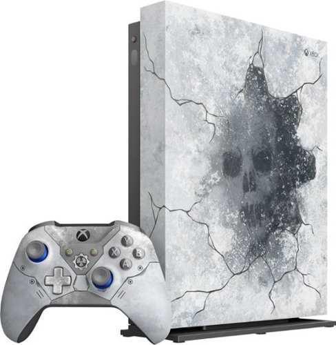 Xbox one x 1tb gears 5 limite