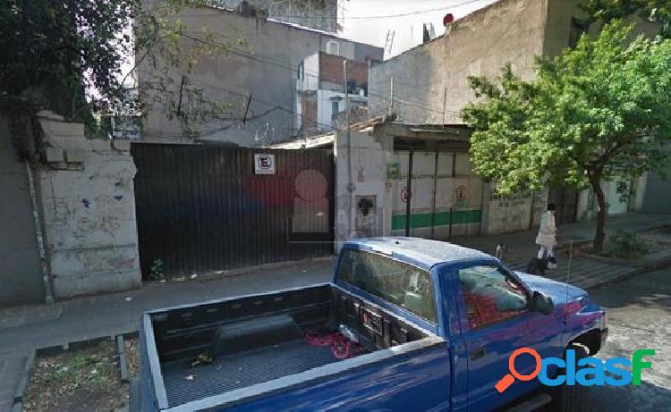 Terreno en venta en alcaldia cuauhtemoc colonia juarez, terreno en venta colonia juarez 232 m2 sup.