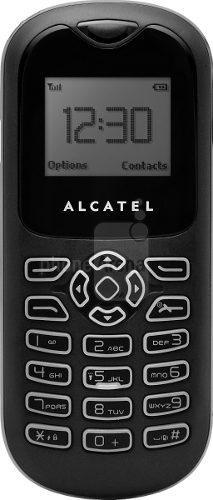 Alcatel celular modelo antiguo ot-105a nuevo paq-3