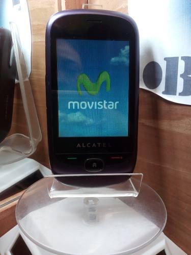 Alcatel one touch morado 905a ---envío gratis---