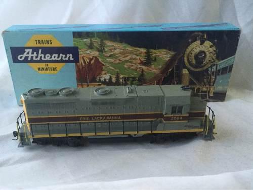 Athearn erie lackawanna 2564 locomotora ho scale