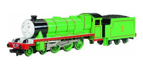 Bachmann entrena thomas y sus amigos - henry el motor verde