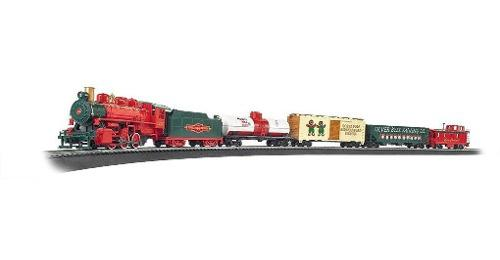 Bachmann trains jingle bell express - juego de tren