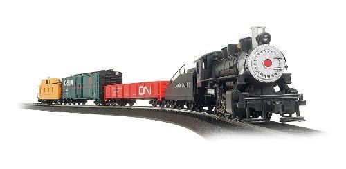Bachmann trains pacific flyer - tren eléctrico listo para