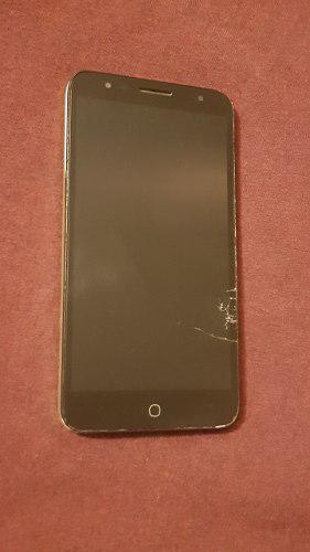 Celular alcatel 5056a con pantalla estrellada