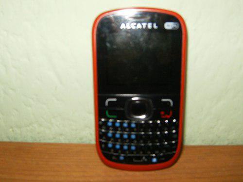 Celular alcatel one touch 639, naranja