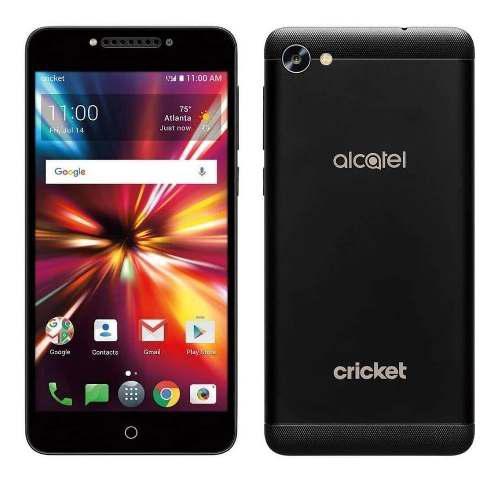 Celular alcatel pulsemix 4g lte 16 gb+ power bank