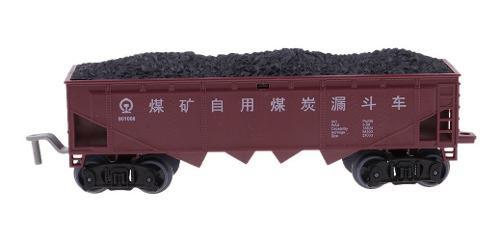 Escala 1:87 juguete tren de carga modelo vehículo juguete