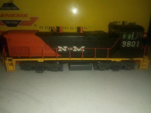 Locomotora mp-15 ho athearn genesis dcc y sonidos ndem