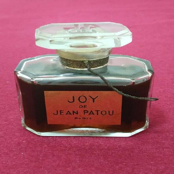 Perfume joy jean patou