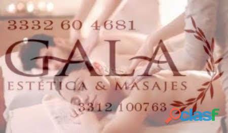 Para caballeros que buscan excelencia en servicio de masajes